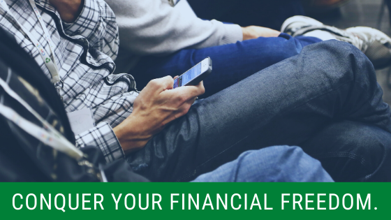 Conquer your financial freedom