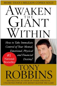 Awaken The Giant Within – Tony Robbins