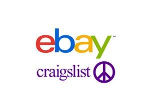 Craigslist and eBay