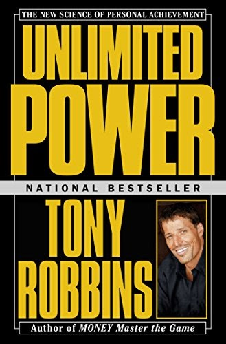 Unlimited Power The New Science Of Personal Achievement -Anthony Robbins