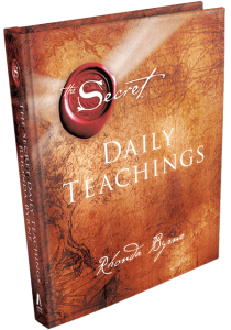 The Secret Daily Teachings & personal development.