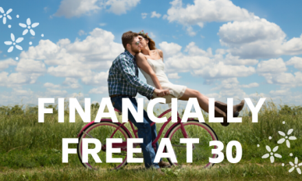 How can I be financially free at 30?
