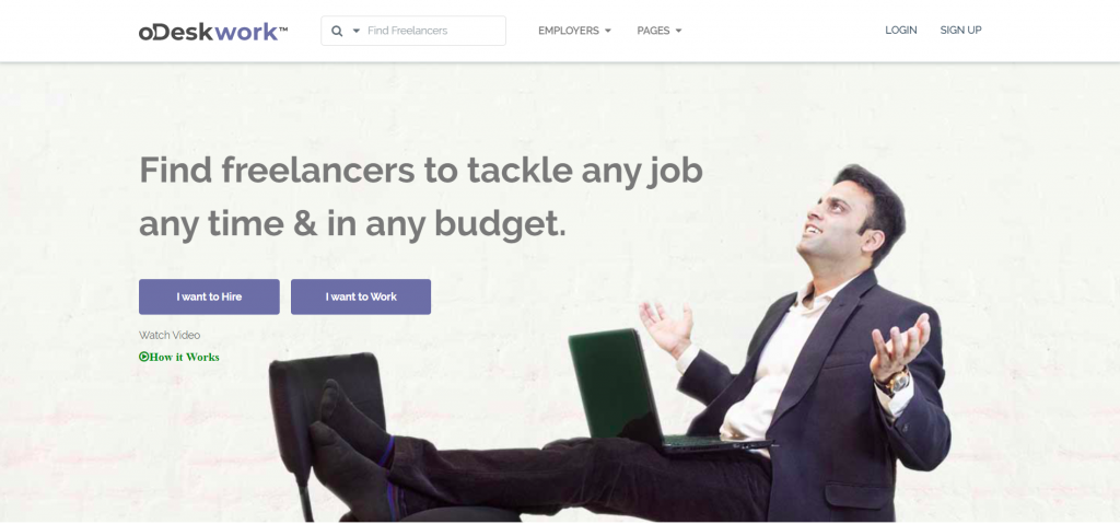 oDesk Work  Find freelancers to tackle any job money more life